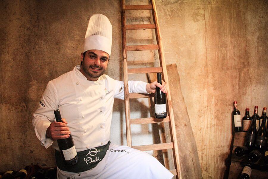 Chef Angelo Scuderi