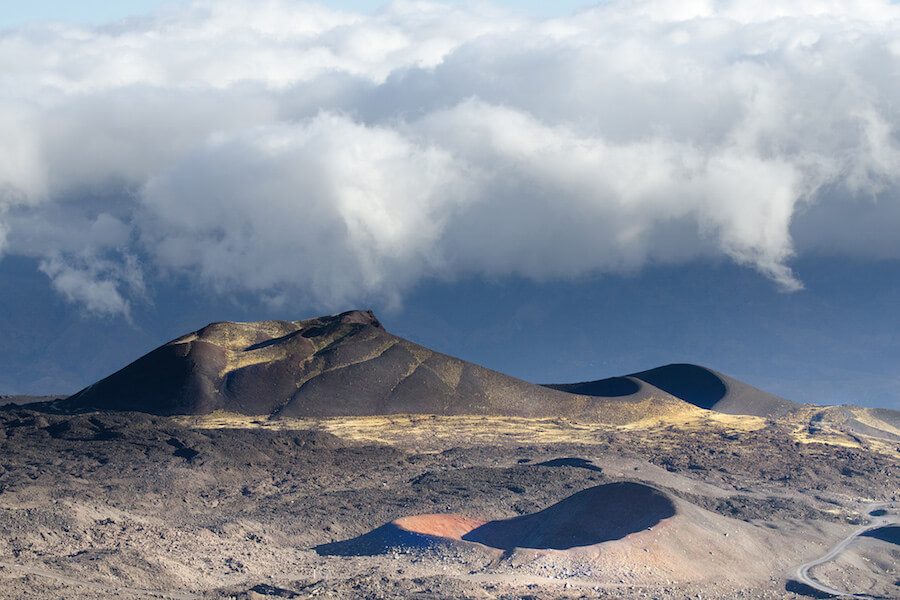 Etna Crateri