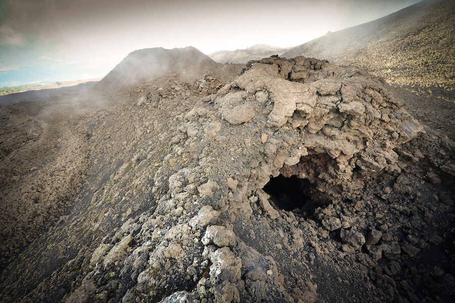 Etna grotta