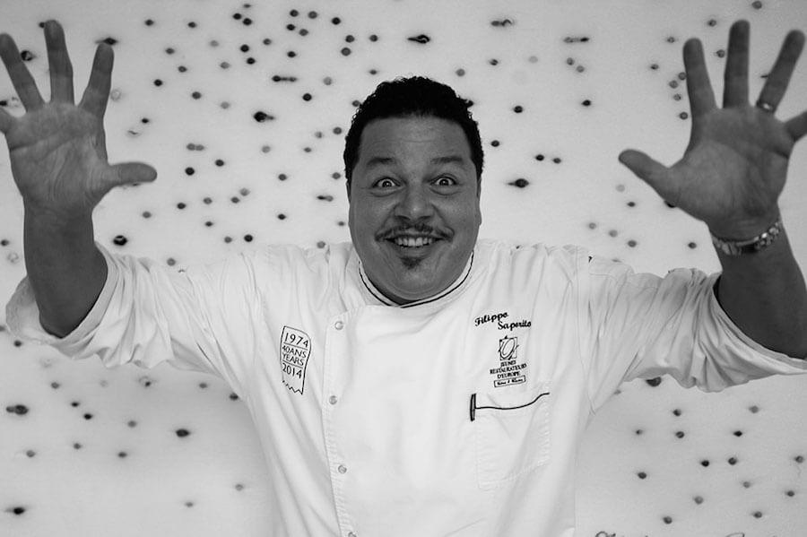 Chef Filippo Saporito