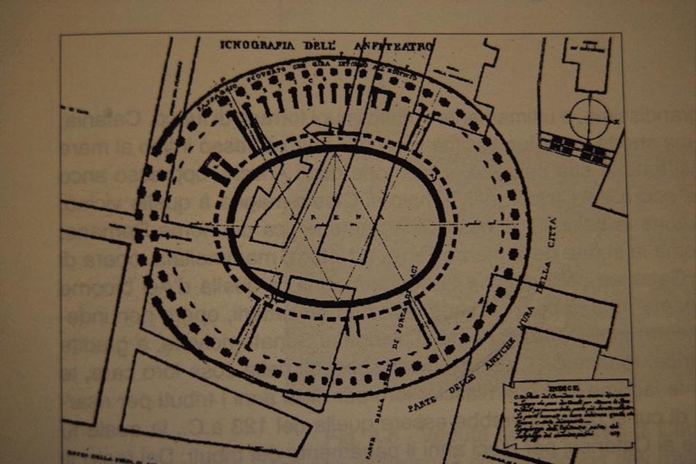 Planimetria Anfiteatro