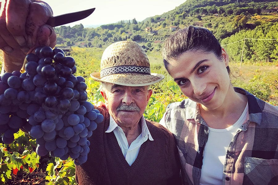 Don Alfio e Sonia